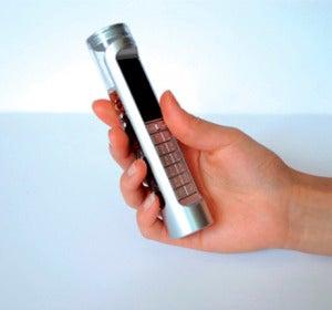 Cocacola para cargar móvil