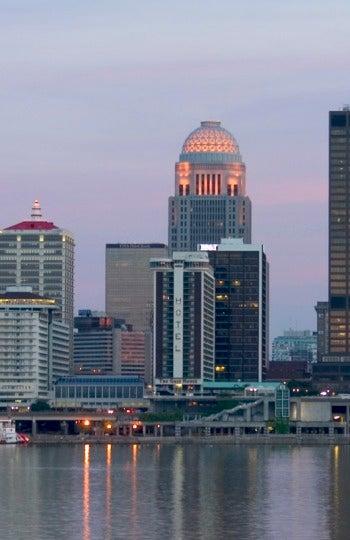 El lugar de los hechos, la ciudad de Louisville (EEUU)