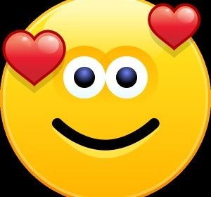 In love - Emoticon