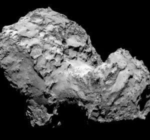 Cometa 67P/Churyumov–Gerasimenko