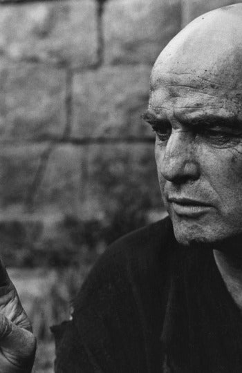 Marlon Brando, un irresponsable en 'Apocalypse Now'