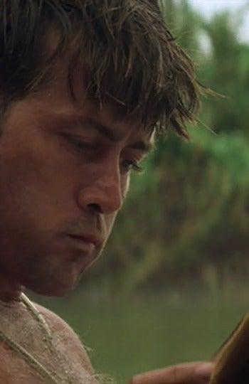 Martin Sheen en 'Apocalypse Now'