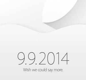 Keynote de Apple - Invitación