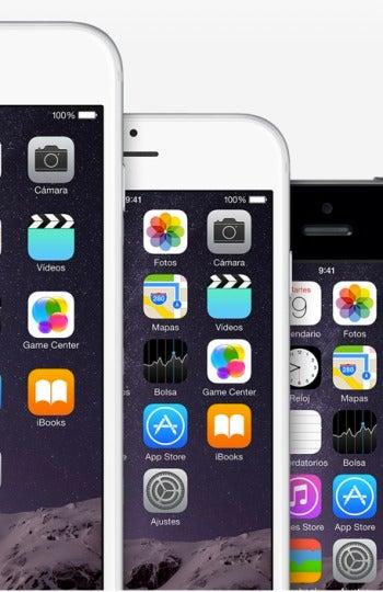 Apple alarga sus iPhones