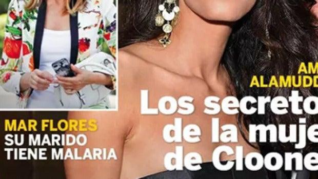 Los secretos de Amal Clooney salen a la luz