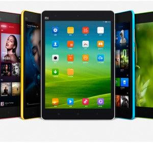 Dispositivos de Xiaomi