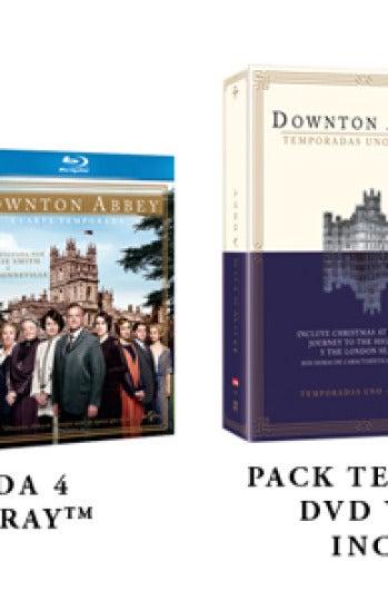Pack temporadas DVD y Blue Ray
