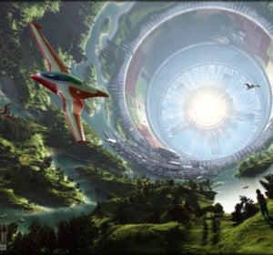 Proyecto de gigantesca Arca de Noé cósmica