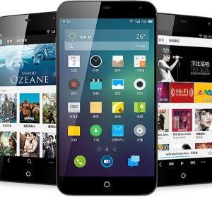 Dispositivos móviles Meizu