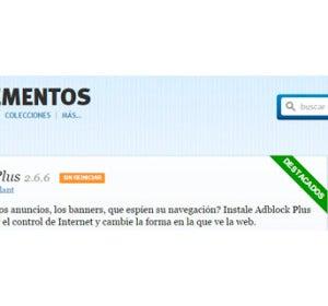 Complementos de Adblock en Firefox