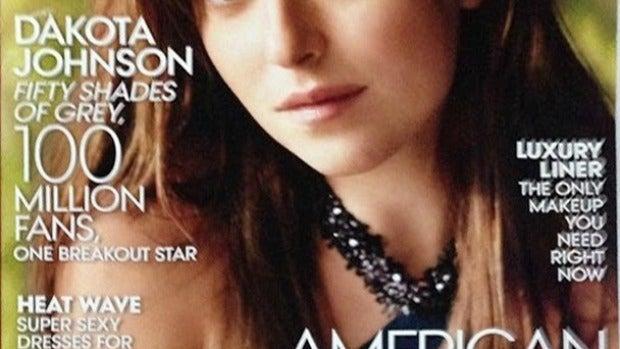 Dakota Johnson, porta del próximo número de Vogue