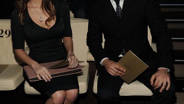 Natalia y Marc por fin se dejan fotografiar juntos