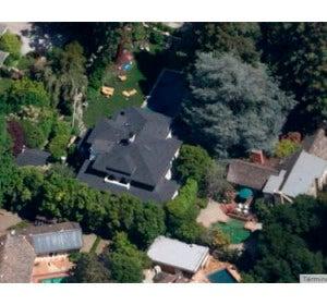 La casa de Zuckerberg desde Google Maps