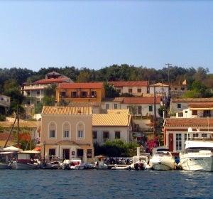 Gaios, el puerto secreto del Jónico