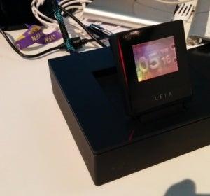 Dispositivo de hologramas