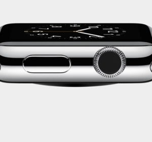 Apple Watch modelo gris