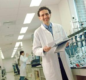 El doctor Anthony Atala