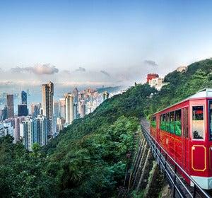 El funicular más empinado del mundo