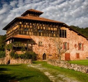 Casa palacio Jauregizarrea. Arraioz
