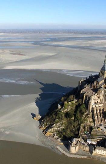 Las mágicas mareas del Monte Saint-Michel