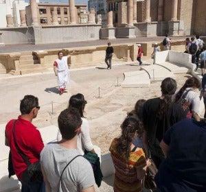 Ruta guiada por el emperador Augusto