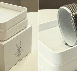 Paquete del Apple Watch