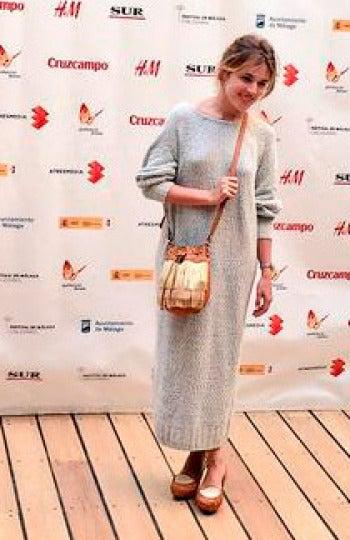 Adriana Ugarte es la protagonista de 'Palmeras en la Nieve'