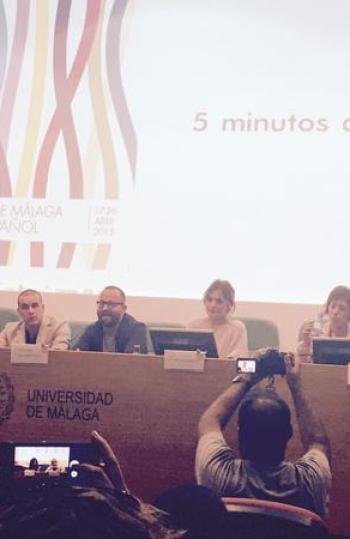 El director Fernango González Molina