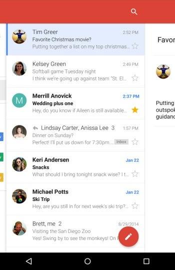 All inboxes, lo nuevo de Gmail