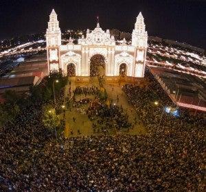 Sevilla es fiesta durante la Feria de Abril 2015