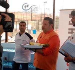 Alberto Chicote en los casting