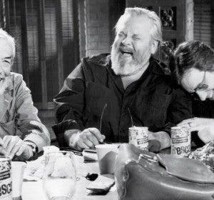 Orson Welles y Hemingway