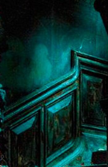 Jessica Chastain en 'La cumbre escarlata'