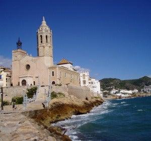Iglesia en Sitges
