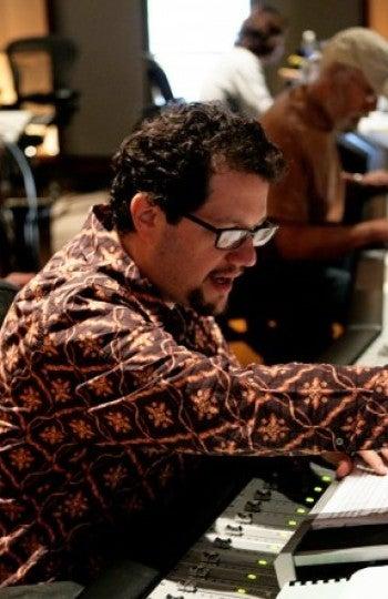 Michael Giaccino, creador de la música