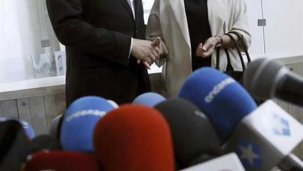 Carmona y Carmena, en rueda de prensa