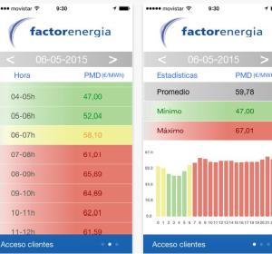 La app de Fotoenergía
