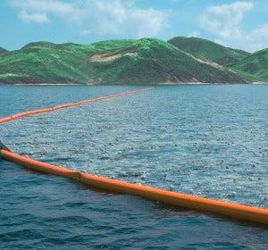 Slat quiere colocar una barrera frente a la isla de Tsushima, cerca de Japón
