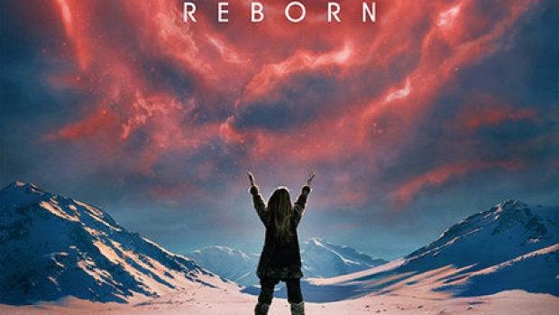 Póster oficial de la serie 'Heroes Reborn'
