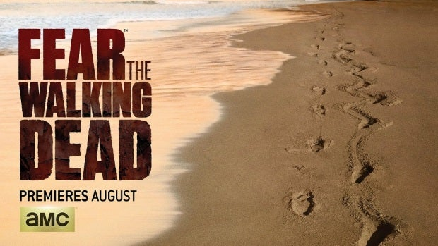 Nuevo póster de 'Fear The Walking Dead'