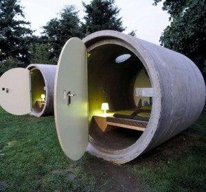 Cama cilindro