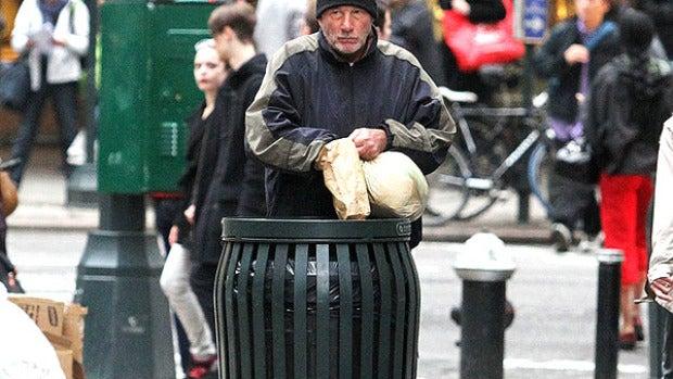 Richard Gere, caracterizado para su papel
