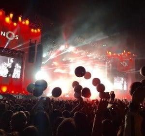 Muse en el Nos Alive