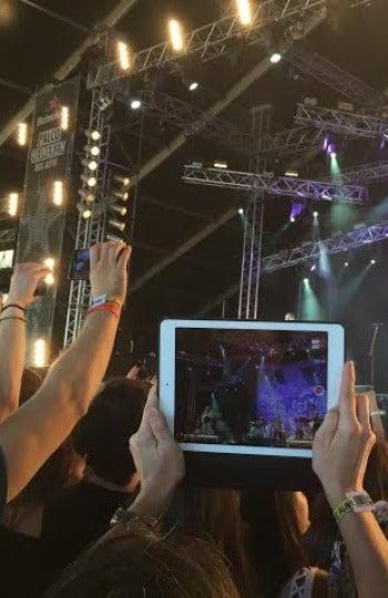 Fotos con iPad