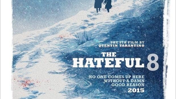 Nuevo póster de 'The Hateful Eight'