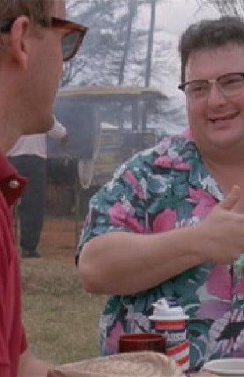 Dennis Nedry en 'Jurassic Park'