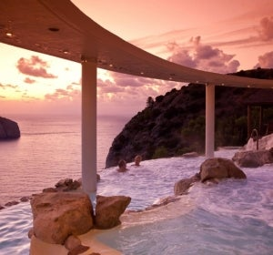 Las diez piscinas de hoteles más espectaculares del mundo