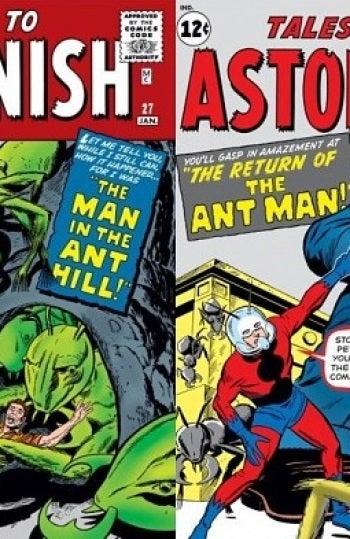 Cómics de 'Tales To Astonish'