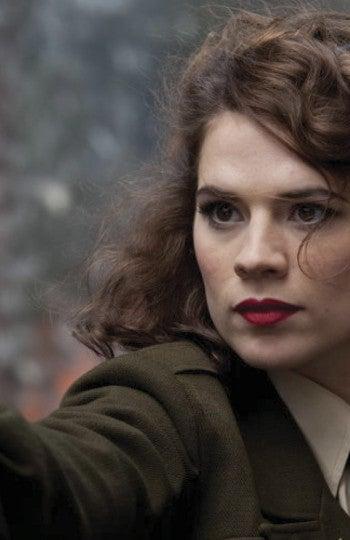 Peggy Carter en el spin-off de 'Agents of Shield'