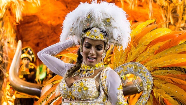 Aprende a bailar samba